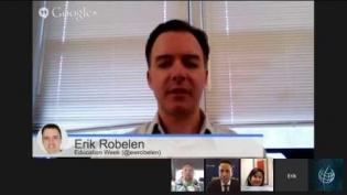Google Hangout: #AdvancEDSTEM Discussion